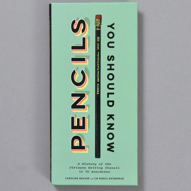 Front cover of the book Pencils You Should Know