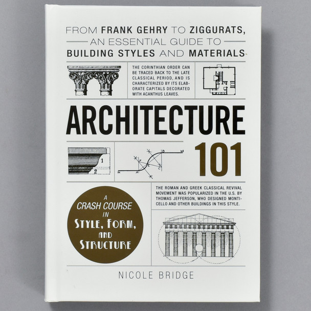 Front cover of the book Architecture 101