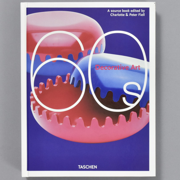 Front cover of the book Decorative Art 60s