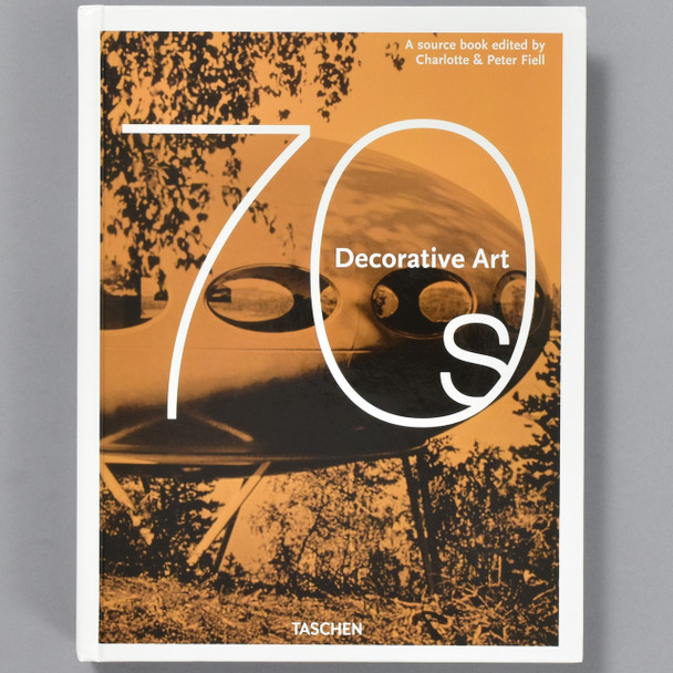 Front cover of the book Decorative Art 70s
