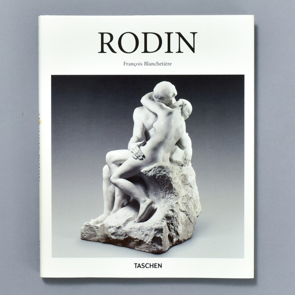 Front cover of the book Rodin