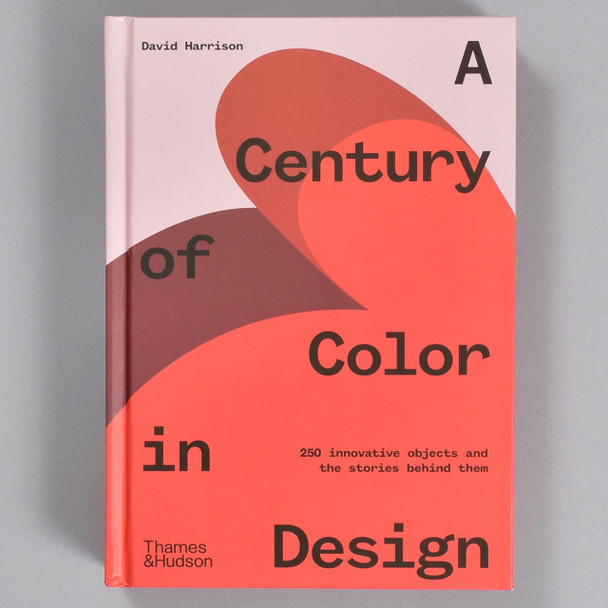 Front cover of the book A Century of Color in Design
