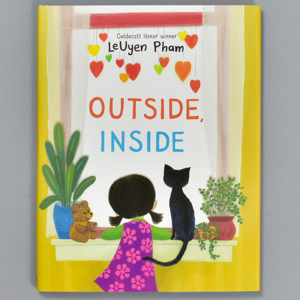 Front cover of Outside Inside