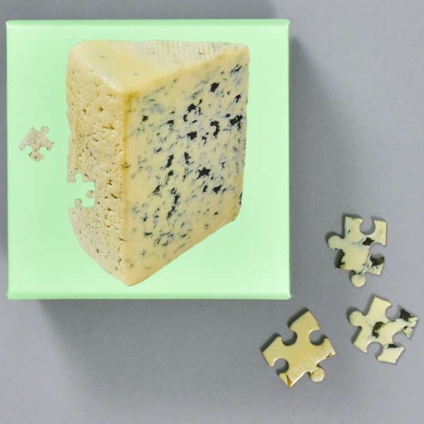 Little Puzzle Thing: Blue Cheese, box with pieces