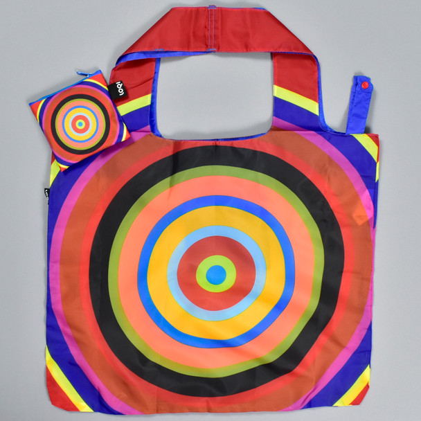 Poul Genres: Target Folding Tote, with pouch