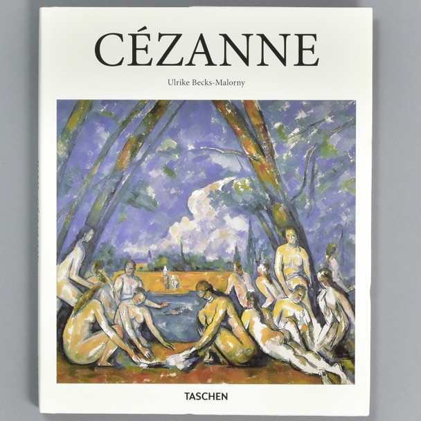 Front cover of the book Cezanne: Basic Art Series 2.0