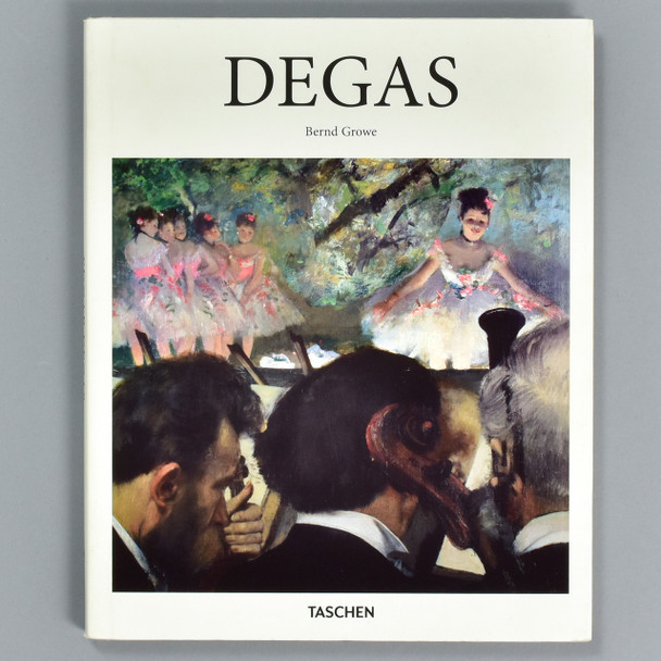 Front cover of the book Degas: Basic Art Series 2.0
