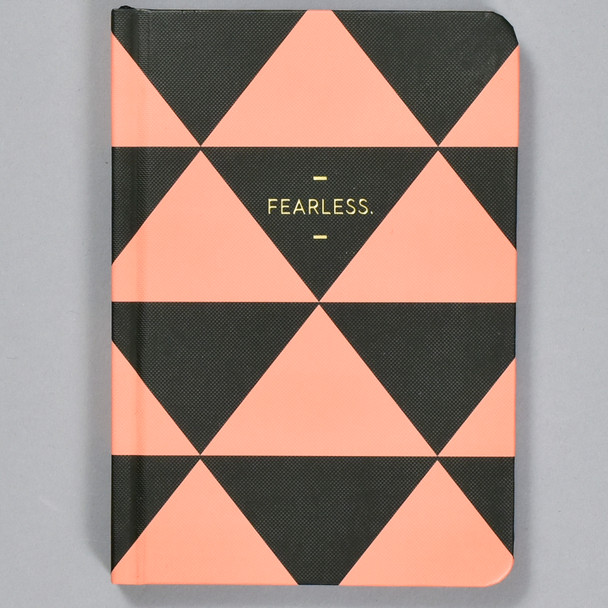 Fearless Journal, front