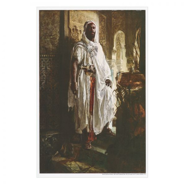 The Moorish Chief Print