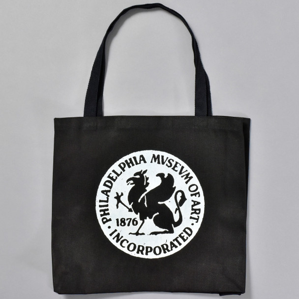 Philadelphia Museum Of Art Griffin Tote Bag front