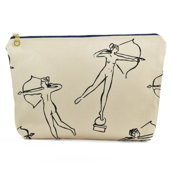 Diana Pouch - Natural cotton