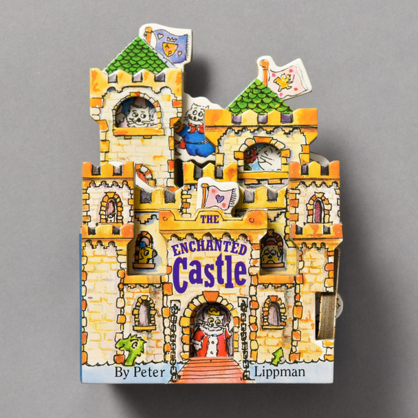 Enchanted Castle front cover