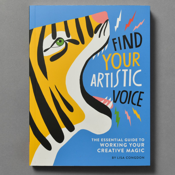 Front of Find Your Artistic Voice