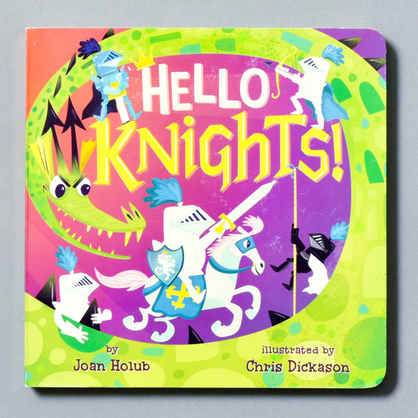 Front of Hello Knights