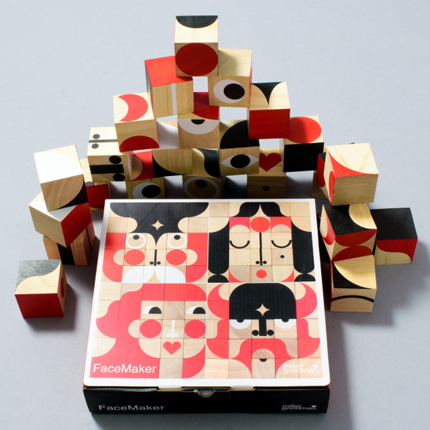 Facemaker blocks with package