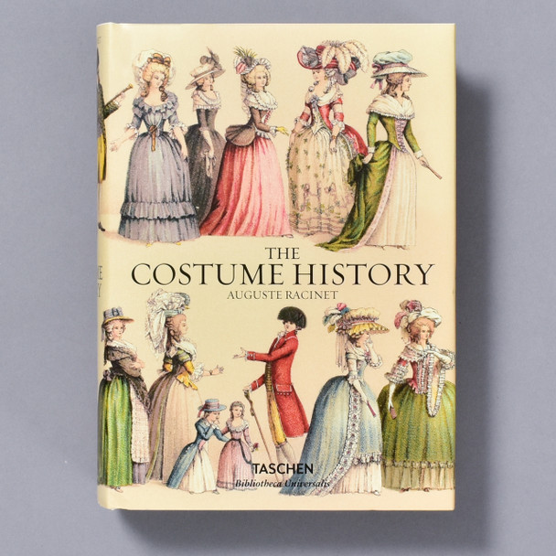 Cover of book The Costume History