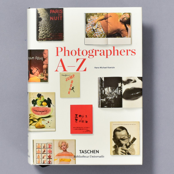 Cover of book Photographers A to Z