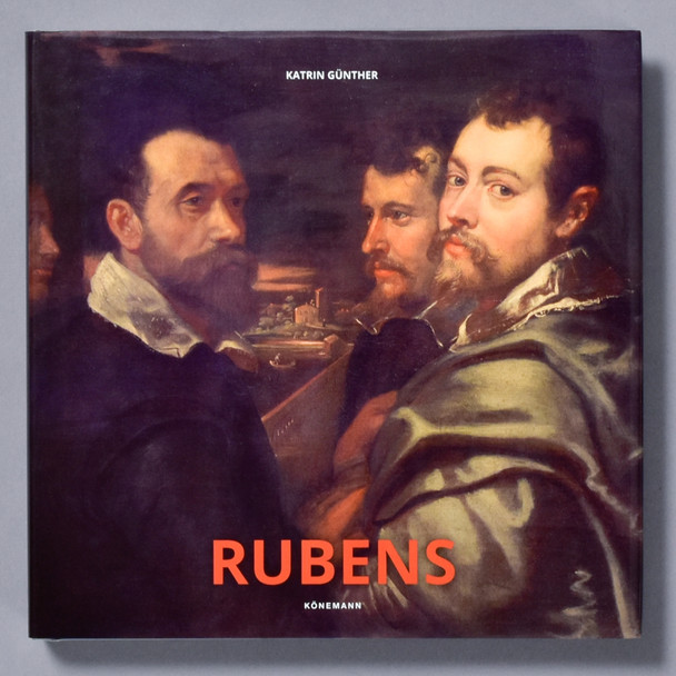 Rubens front of book