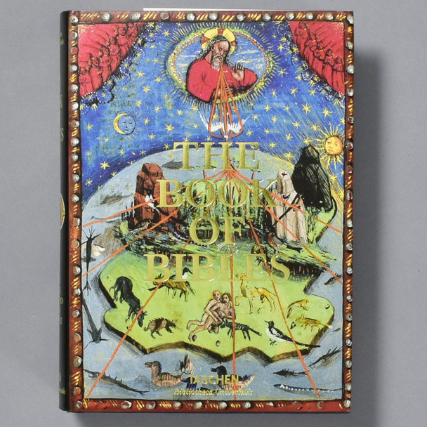 Cover of book The Book of Bibles
