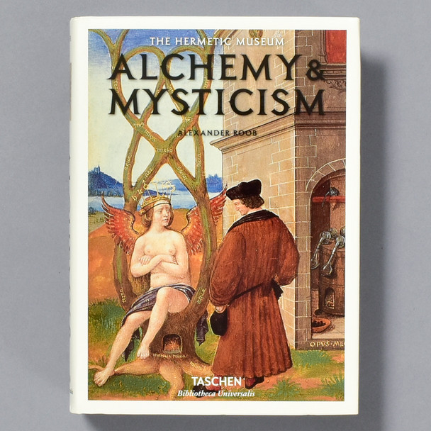 Cover of book Alchemy & Mysticism