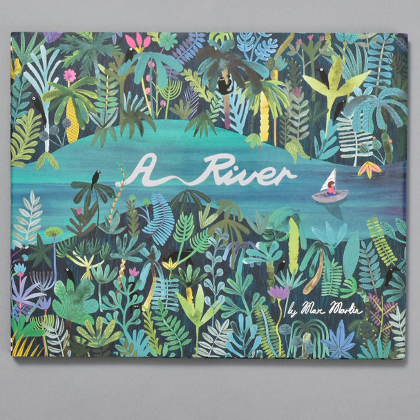 Front cover of River