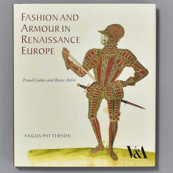 Cover of book Fashion and Armour in Renaissance Europe