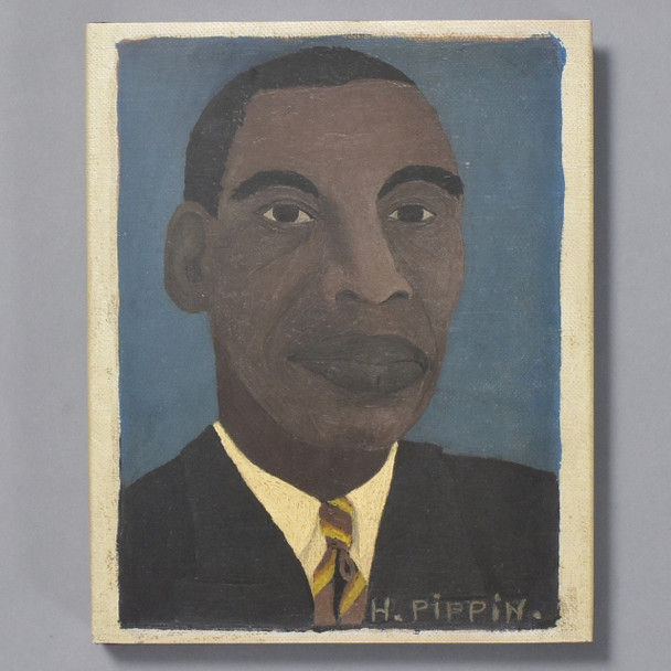 Book cover of Horace Pippin, American Modern