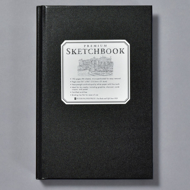 Premium Sketchbook Small front