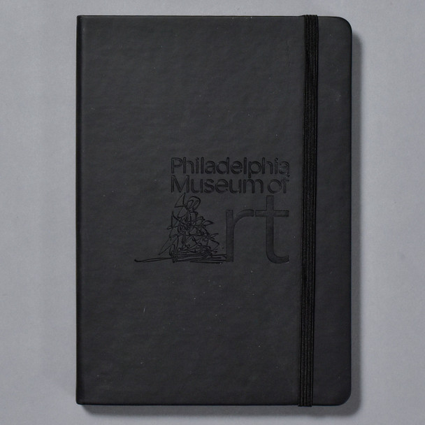 Frank Gehry Philadelphia Museum of Art Moleskin Notebook front