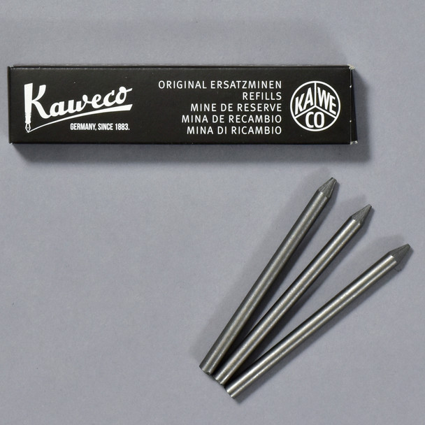 Kaweco Graphite Lead 5B Set of 3