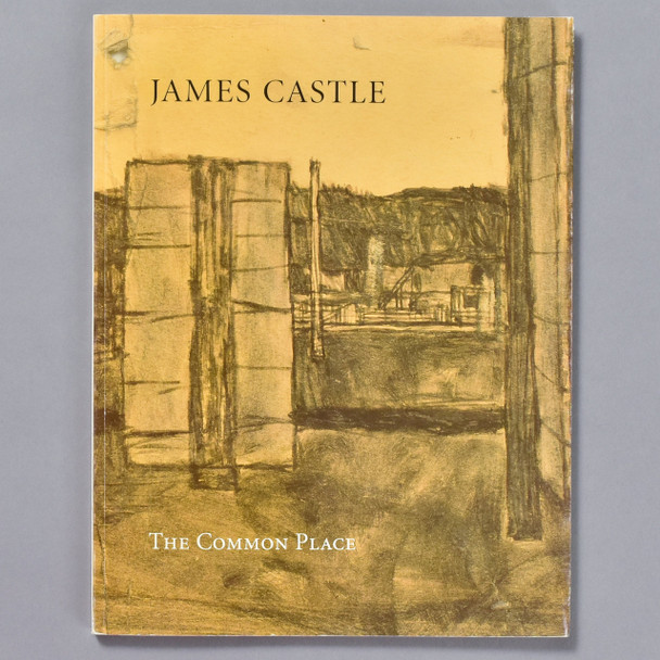 Front of the book The Common Place James Castle