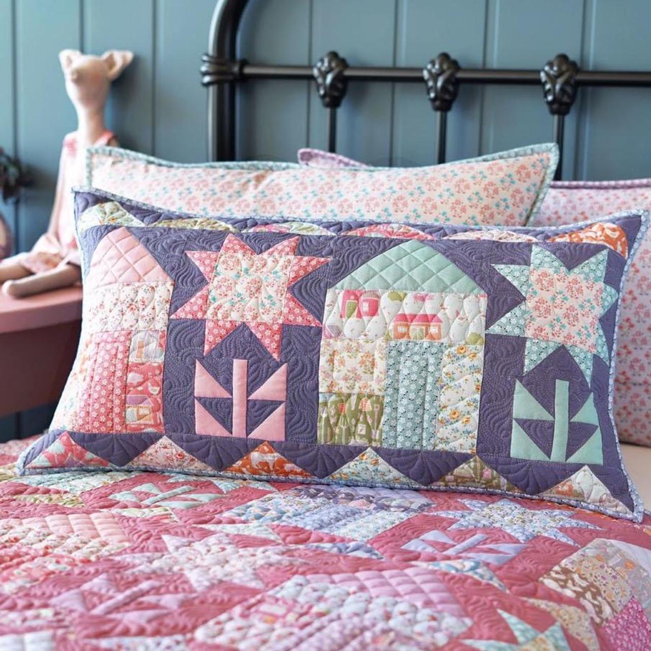 TILDA KIT, Farmhouse Pillow - TINY FARM