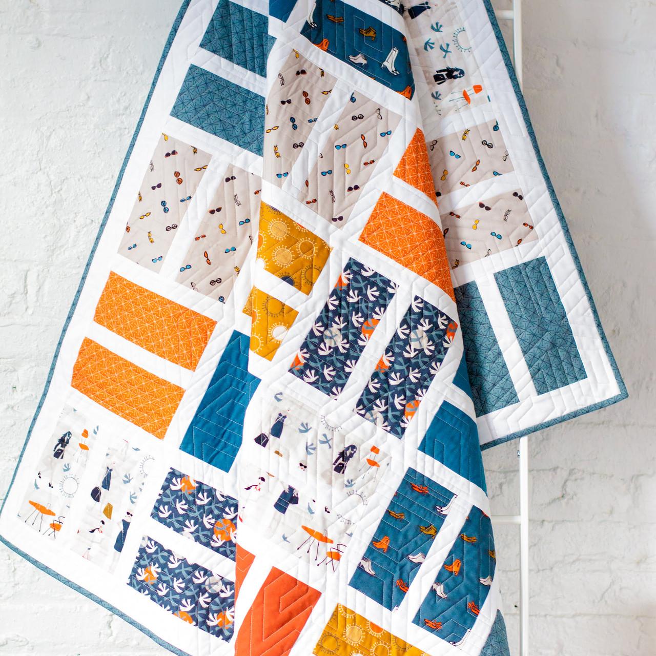 CLOUD 9 Fabrics, LISBON SQUARE