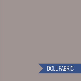 TILDA DOLL FABRIC Stone - TILDA BASICS, ELEGANTE VIRGULE CANADA, Canadian Fabric Shop, Quilting Cotton