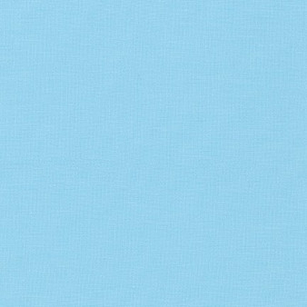 KONA Spa Blue - by the half-meter, ELEGANTE VIRGULE CANADA, Canadian Fabric Quilt Shop, Quilting cotton, Patchwork