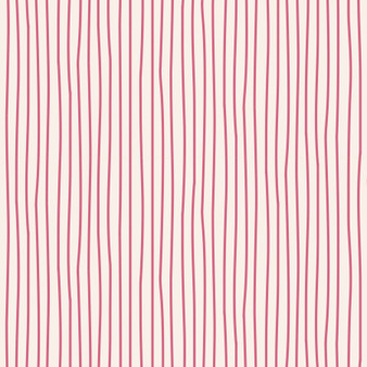TILDA CLASSIC BASICS Pen Stripe in Pink, 100% Cotton. TILDA BASICS, Elegante Virgule Canada, Canadian Quilt Shop, Quilting Cotton