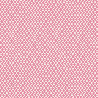 TILDA CLASSIC BASICS CrissCross in Pink, 100% Cotton. TILDA BASICS, Elegante Virgule Canada, Canadian Quilt Shop, Quilting Cotton