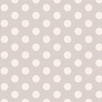 TILDA Medium Dots in Light Grey, 100% Cotton. TILDA BASICS, Elegante Virgule Canada