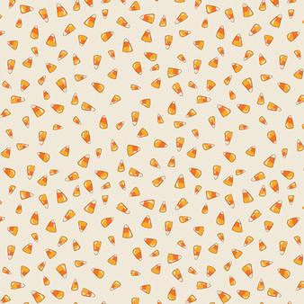 AGF ART GALLERY FABRIC - SPOOKY 'N SWEET, Sweet Tooth - by the half-meter, ELEGANTE VIRGULE, Canadian Fabric Shop