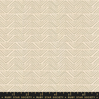 RUBY STAR SOCIETY, Golden Hour MOUNTAIN in Khaki - ELEGANTE VIRGULE, CANADIAN FABRIC SHOP