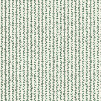 RIFLE PAPER CO, Strawberry Fields LAUREL STRIPE in Cream,  ELEGANTE VIRGULE, CANADIAN FABRIC SHOP
