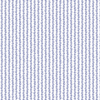 RIFLE PAPER CO, Strawberry Fields LAUREL STRIPE in Periwinkle,  ELEGANTE VIRGULE, CANADIAN FABRIC SHOP