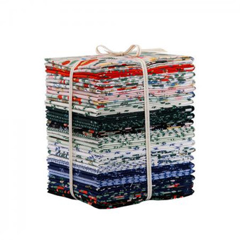 RIFLE PAPER CO, Strawberry Fields - Bundle of 19 Fabrics,  ELEGANTE VIRGULE CANADA, CANADIAN FABRIC SHOP