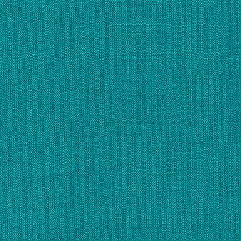 CLOUD 9, CIRRUS SOLIDS in Turquoise,  100% ORGANIC Cotton - by the half-meter, ELEGANTE VIRGULE, CANADIAN FABRIC SHOP