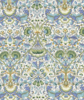 LIBERTY OF LONDON - LODDEN G Green 100% Cotton Tana Lawn, Per Half-Meter. Elegante Virgule Canada, CANADIAN FABRIC SHOP. Quilt Shop