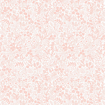 RIFLE PAPER CO Basics, TAPESTRY LACE in Blush,  ELEGANTE VIRGULE CANADA, CANADIAN FABRIC SHOP, QUILT SHOP, QUILTING COTTON