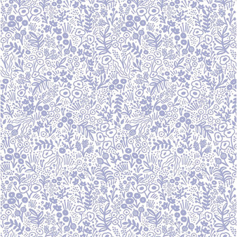RIFLE PAPER CO Basics, TAPESTRY LACE in Periwinkle,  ELEGANTE VIRGULE CANADA, CANADIAN FABRIC SHOP, QUILT SHOP, QUILTING COTTON