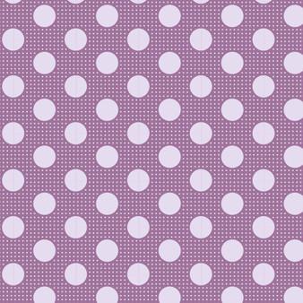 TILDA Medium Dots in Lilac, 100% Cotton. TILDA BASICS, Elegante Virgule Canada, Canadian Fabric Quilt Shop, Quilting Cotton