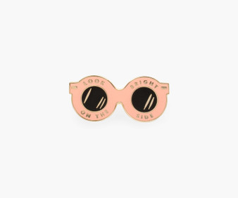 Sunglasses Enamel Pin - RIFLE PAPER CO Accessories - ELEGANTE VIRGULE CANADA, Canadian Gift, Fabric and Quilt Shop.