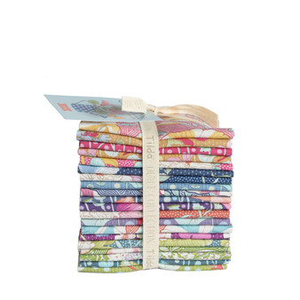 TILDA GARDENLIFE, FE Bundle of 20 fabrics  - Elegante Virgule Canada, Quilting Cotton